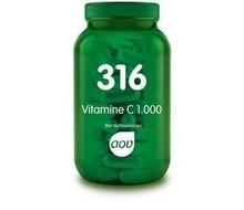 AOV 316 Vitamine C 1000 mg Bioflavonoiden 50 mg (180tab)