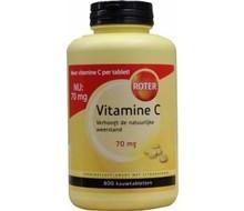 ROTER Vitamine C 70mg citroen (800kt)