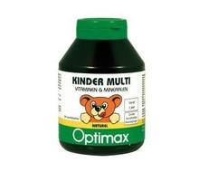 OPTIMAX Kinder multivit naturel (180kt)