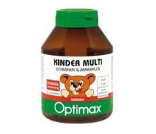 OPTIMAX Kinder multi aardbei (180kt)