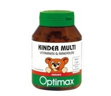 OPTIMAX Kinder multi aardbei (100kt)