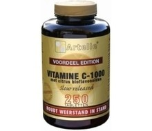 ARTELLE Vitamine C 1000 mg bioflavonoiden (250tab)