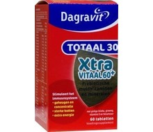 DAGRAVIT Totaal 30 vitaal 60+ (60tab)