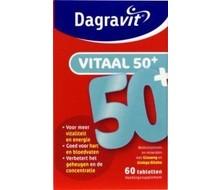 DAGRAVIT Vitaal 50+ blister (60tab)