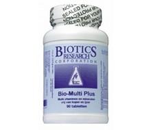 BIOTICS Bio multi plus ijzer en koper vrij (90tab)