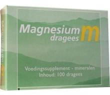 ZINKE Magnesium M NZVT 40mg (100drg)