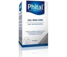 PHITAL Cal mag zink (60tab)