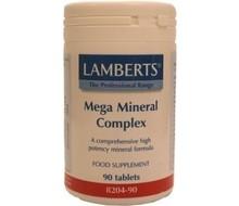 LAMBERTS Mega mineral complex (90tab)