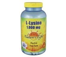 NATURES LIFE L-Lysine 1000mg (250tab)
