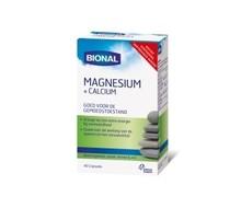 BIONAL Magnesium calcium (40cap)