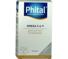 PHITAL Omega 3-6-9 (60cap)