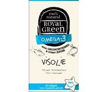 ROYAL GREEN Omega 3 visolie (60sft)