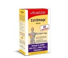 VITALIZE PROD Extromega omega 3 (60cap)
