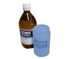 TOBIS Omega 3 visolie vloeibaar (500ml)