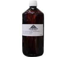 JACOB HOOY Lijnzaad olie inwendig koudgeperst (1000ml)