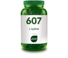 AOV 607 L-Lysine 500 mg (90vc)