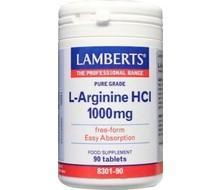 LAMBERTS L-Arginine 1000 mg (90tab)