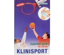 KLINISPORT Koud-warm kompres 12 x 29cm L (1st)