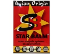 STAR BALM Rood (25g)