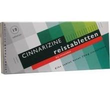 LEIDAPHARM Cinnarazine 25mg (10tab)