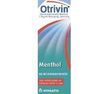 OTRIVIN Menthol spray 12 jaar (10ml)