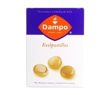 DAMPO Keelpastilles (24past)