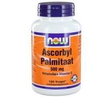 NOW Ascorbyl palmitaat 500mg (100vc)