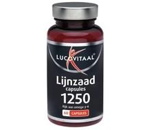 LUCOVITAAL Lijnzaadolie (60cap)