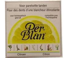 PERBLAN Kruidentandpoeder citroen (30g)