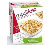 MODIFAST Muesli appel/kaneel 9 stuks (450g)