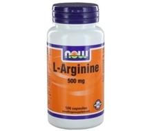 NOW L-Arginine 500mg (100cap)