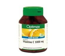OPTIMAX Vitamine C 1000 slow release (100tab)