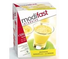 MODIFAST Milkshake banaan 9 stuks (423g)