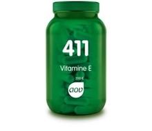 AOV 411 Vitamine E 200IE natuurlijk (100cap)