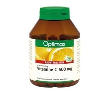 OPTIMAX Vitamine C 500 mg (60kt)