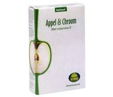 X-TRINE Appel en chroom (48cap)
