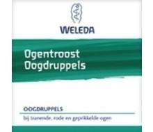 WELEDA Ogentroost oogdruppels 0.4 (10amp)