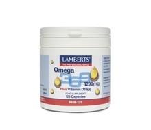 LAMBERTS Omega 3 6 9 1200 mg (120cap)