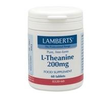 LAMBERTS L-Theanine 200mg (60tab)