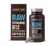 GARDEN OF LIFE Vitamine B12 (60cap)