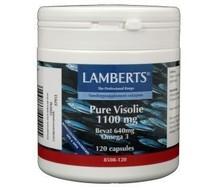 LAMBERTS Pure visolie (120cap)