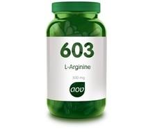 AOV 603 L-Arginine 500 mg (90vcap)