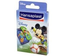 HANSAPLAST Pleister junior mickey mouse (16st)