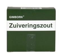 GIMBORN Zuiveringszout (125g)