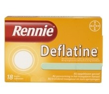 RENNIE Deflatine (18tab)