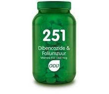 AOV 251 Dibencozide & foliumzuur (60zt)