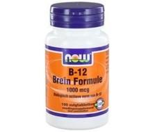 NOW Vitamine b12 geheugenformule 1000mcg (100zt)