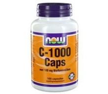 NOW Vitamine C 1000mg bioflavonoiden (100cap)