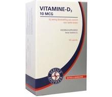 SERVICE APOTHEEK Vitamine D3 10mcg (100cap)