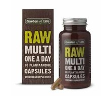 GARDEN OF LIFE Multi one a day (60cap)